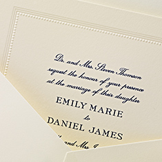 We Are Proud To Be An Official Retailer Of Crane And Co Paper Goods Offering Full Lines Wedding Social Stationery The Highest