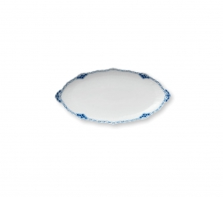 Princess Oval Accent Dish