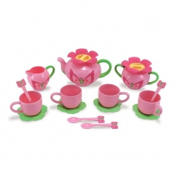 Bella Buttefly Pretend Play Tea Set