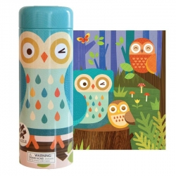 Owl Family Puzzle