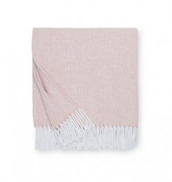 Terzo Apricot Throw