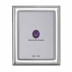 Rome Sterling Silver 5x7 Frame