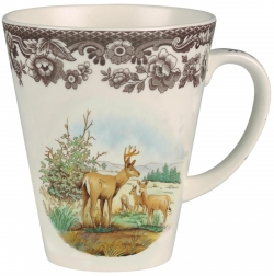 Woodland Mule Deer Beverage Mug