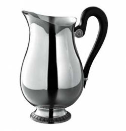 Malmaison Silver Plated Water Pitcher