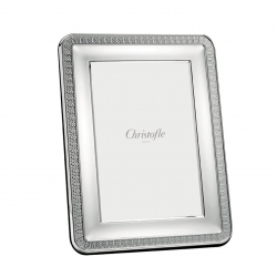 Malmaison Silver Plated 4x6 Picture Frame