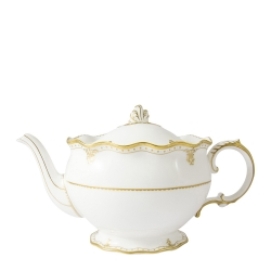 Elizabeth Gold Large Tea Pot