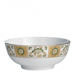 Derby Panel Green Salad Bowl