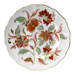 Seasonal Accent Autumn Gold Accent Plate