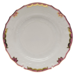 Princess Victoria Pink Bread and Butter Plate