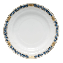 Chinese Bouquet Garland Black Sapphire Bread and Butter Plate