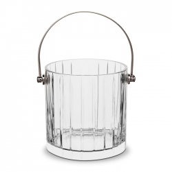 Harmonie Ice Bucket with Stainless Handle