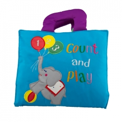 Count and Play Activity Book