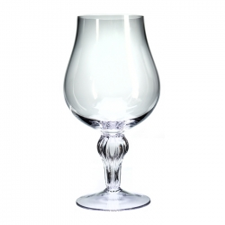 Footed Goblet Hurricane