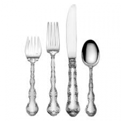 Strasbourg Sterling Four Piece Place Setting