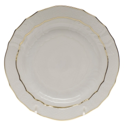 Golden Edge Bread and Butter Plate