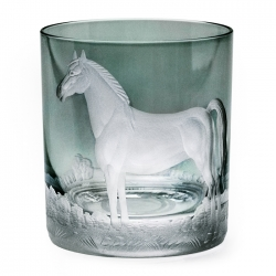 Horse Grey Double Old Fashioned