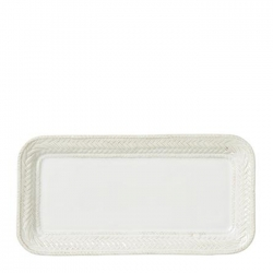 Le Panier Whitewash Hostess Tray