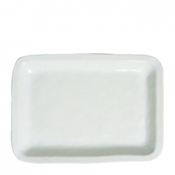 Puro Whitewash Rectangular Tray/Platter