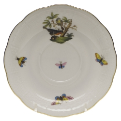 Rothschild Bird Tea Cup Saucer, Motif #2