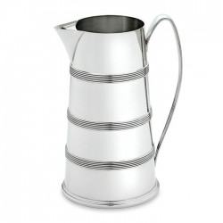 Heritage Collection Reeded Pitcher