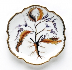 Thistle Bread and Butter Plate