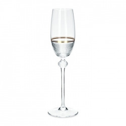 Prestige with Gold Band Champagne Flute