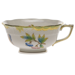 Queen Victoria Green Tea Cup