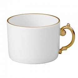 Aegean Filet Gold Tea Cup