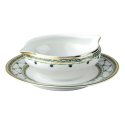 Allee Royale Gravy Boat with Stand