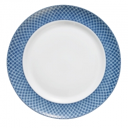 Blue Dragon Service Plate
