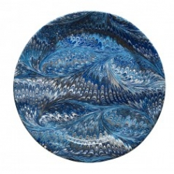 Firenze Delf Blue Charger Plate