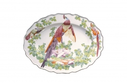 Chelsea Bird Large Oval Platter