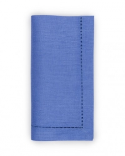 Festival Cobalt Dinner Napkins, Set of Four
