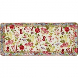 Millefleurs Oblong Serving Tray