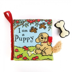 I am a Puppy Activity Book