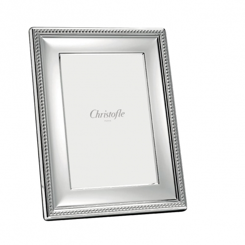 Perles Silver Plated 3x5 Frame Lv Harkness Company