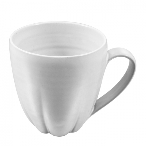 Hartland Scallop Stone Mug