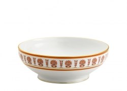 Palmette Scarlatto Salad Bowl