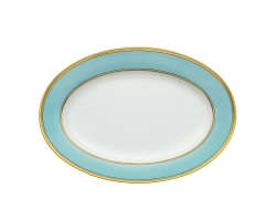 Contessa Indaco Oval Platter