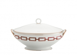 Catena Scarlett Oval SoupTureen and Cover