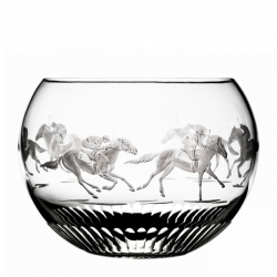 Race Horse Punch Bowl
