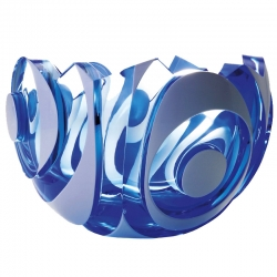 Aquamarine Rouge Bowl