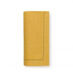 Festival Mustard Dinner Napkins, Set of Four