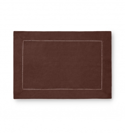 Festival Chocolate Placemats, Set of Four