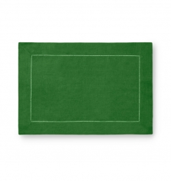 Festival Emerald Placemats, Set of Four