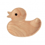 Duck Wood Plate