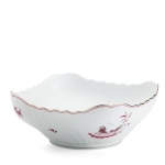 Galli Magenta Square Salad Bowl
