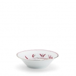 Galli Magenta Fruit Saucer