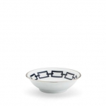 Catene Blue Fruit Saucer