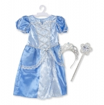 Royal Princess Role Playing Costume Set